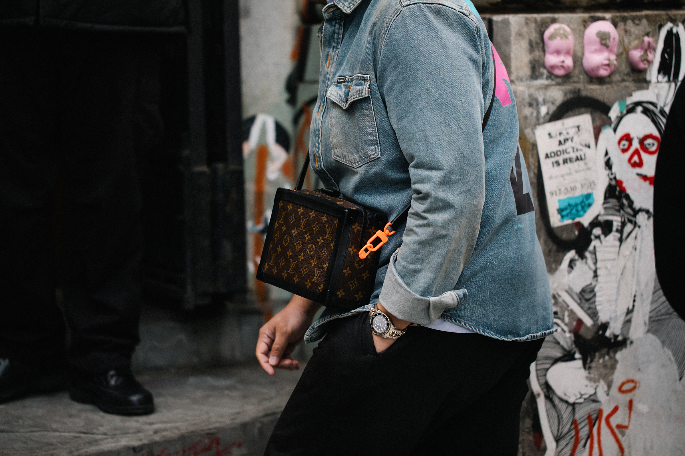 NYC Street Style: April 4, 2019 | Grailed