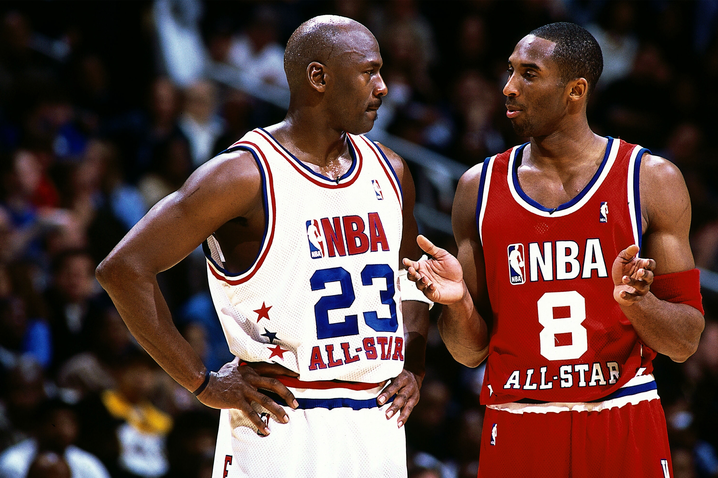 A Quick History of the NBA All-Star Jersey - Nba All Star Jersey ... a800f3544