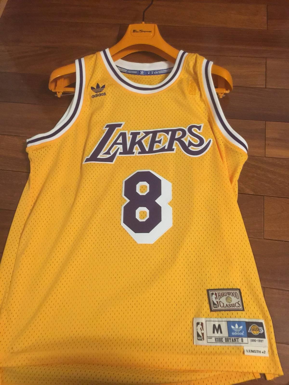 Adidas Kobe Bryant Vintage #8 Jersey