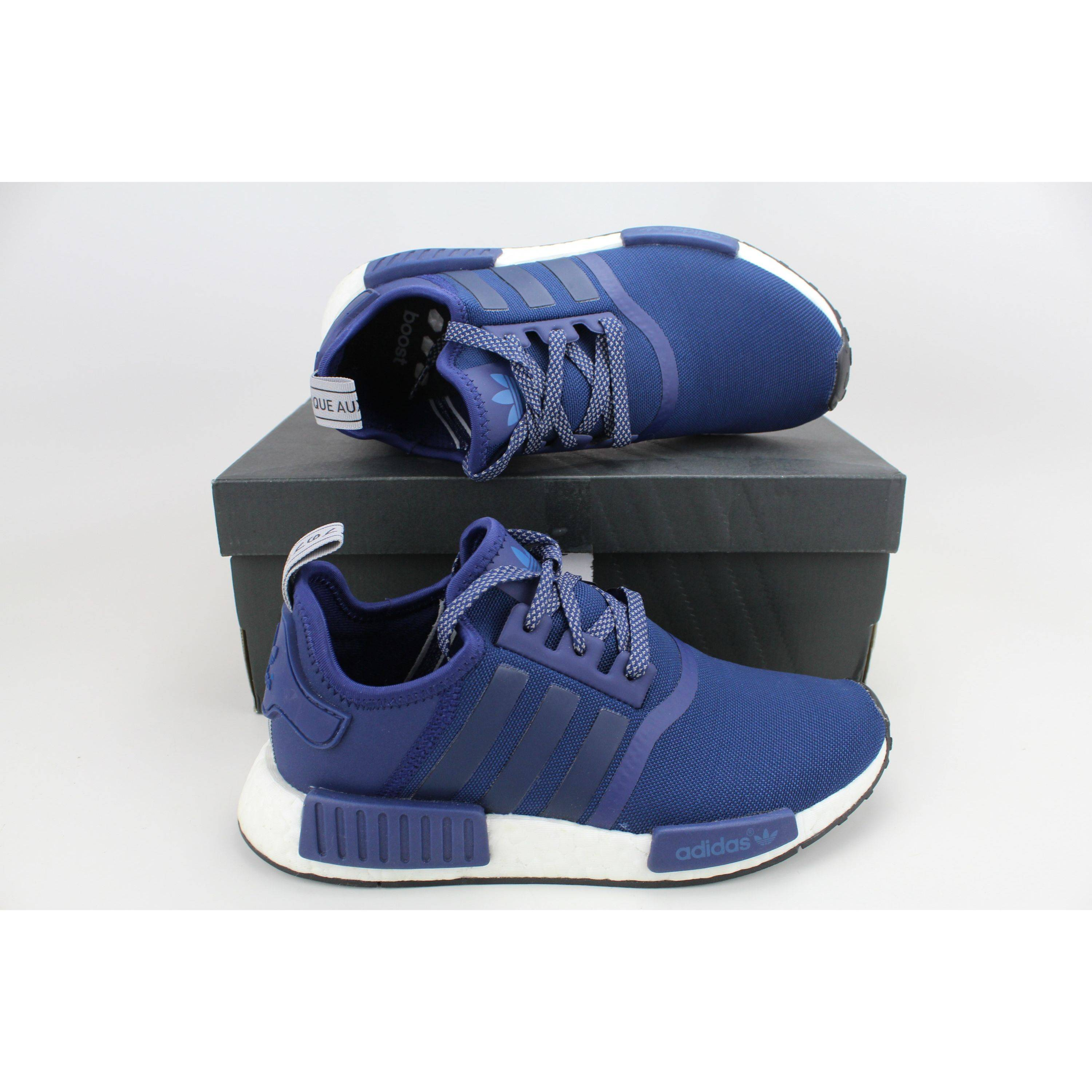 Adidas NMD R1 JD Sports Blue/White BY2505