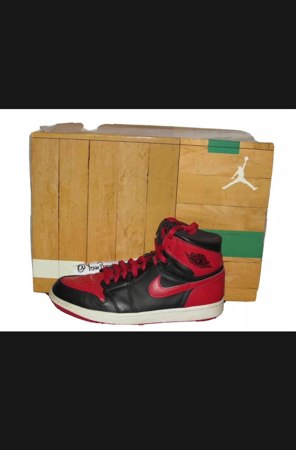 Air Jordan 1 High Retro DMP 'Chicago Bulls'