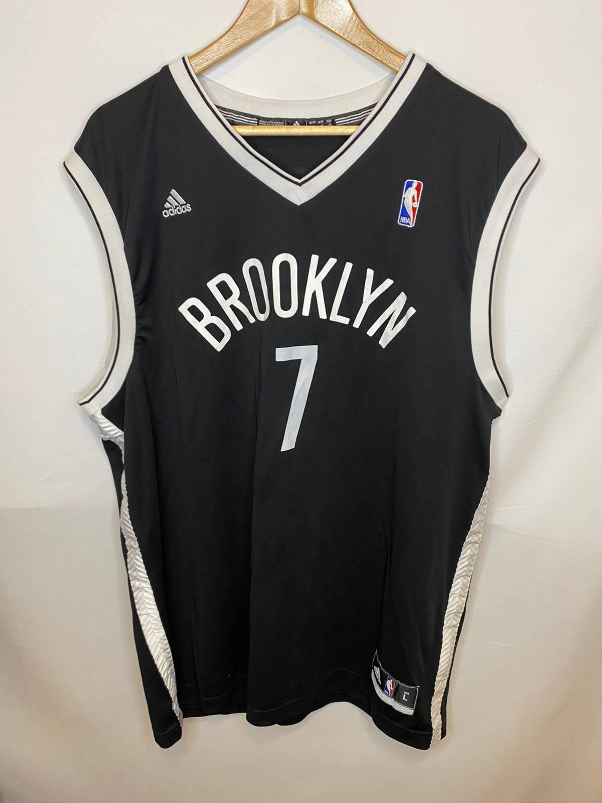Adidas Brooklyn Nets Joe Johnson Jersey!