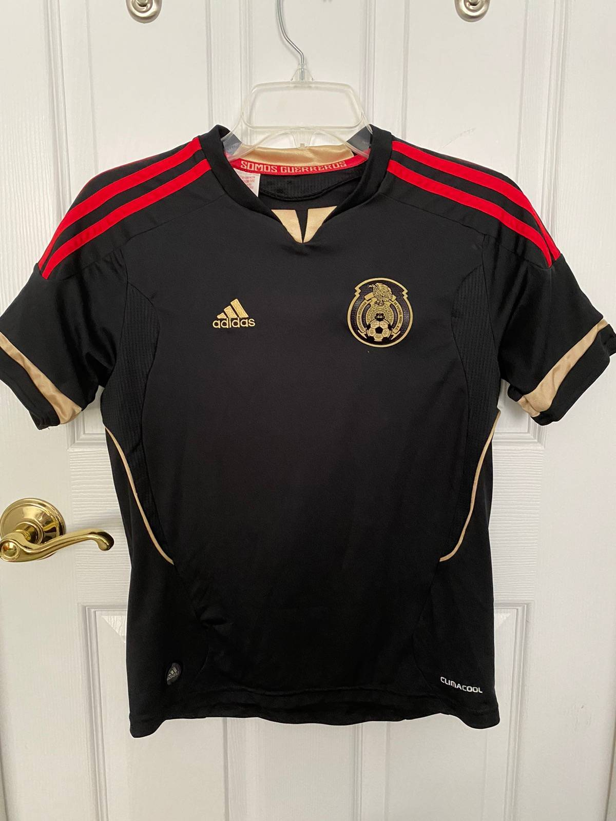 Adidas Mexico 11/12 Away Soccer Jersey
