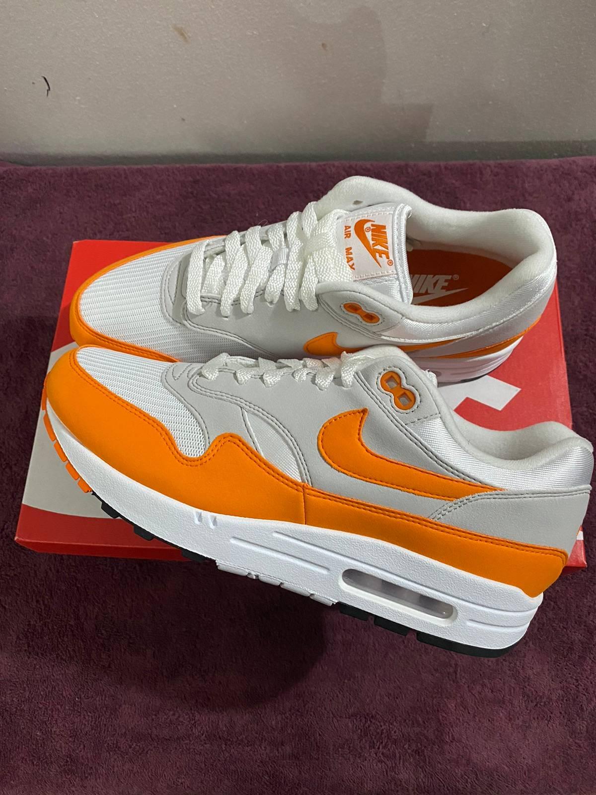 "Nike Nike Air Max 1 ""Anniversary Orange"" - Size 10"