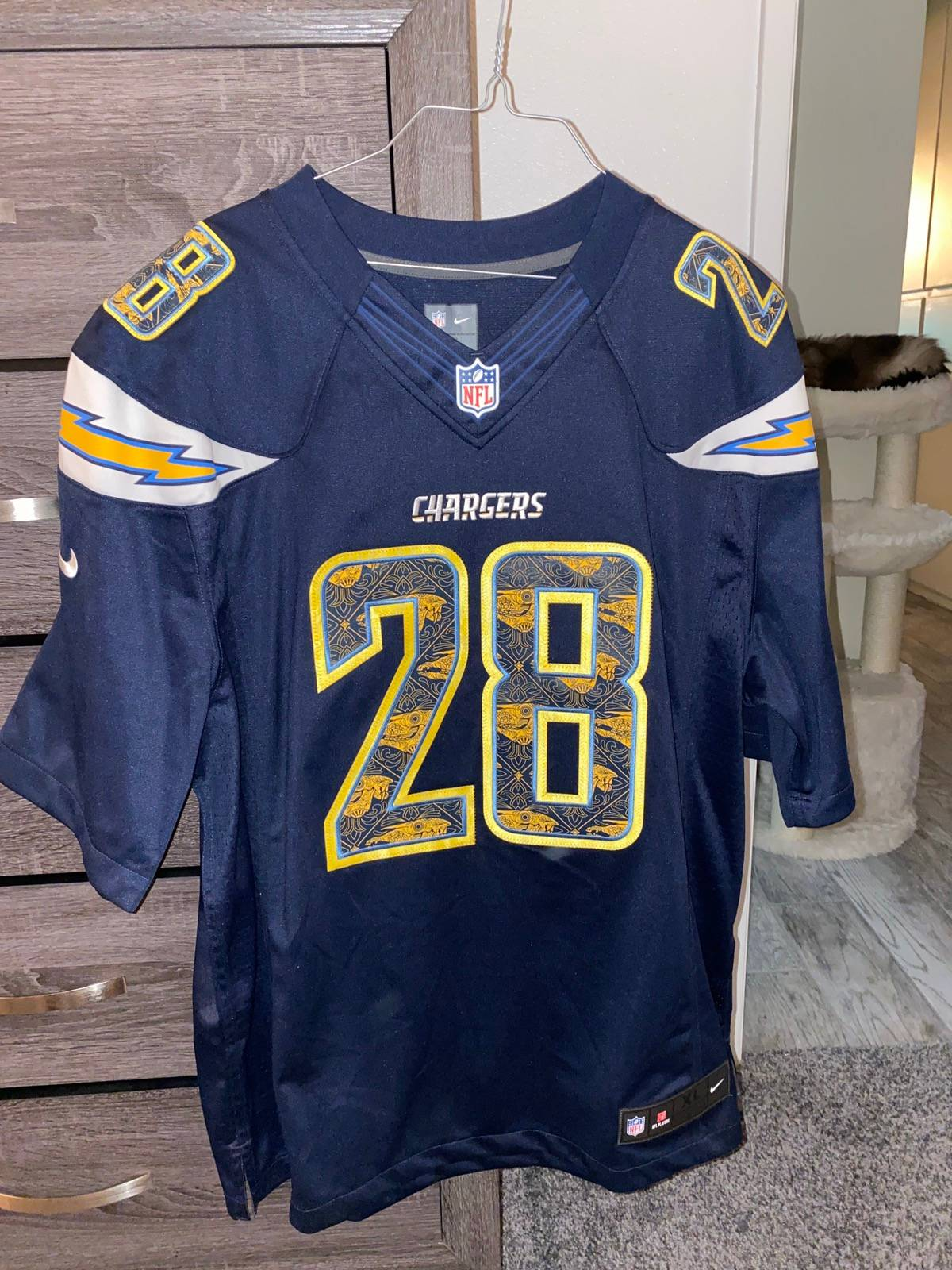NFL Los Angeles/San Diego Chargers Jersey