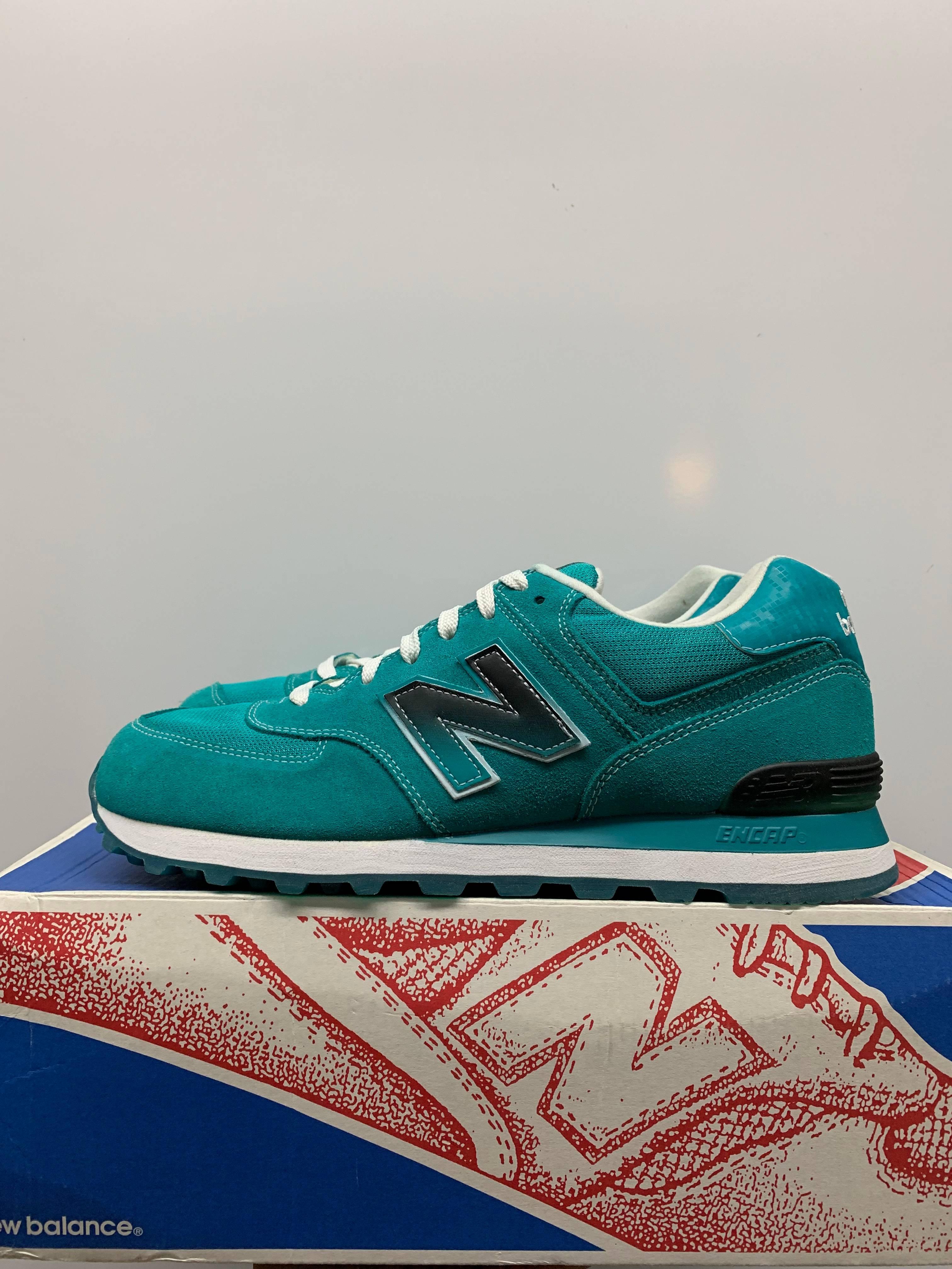 New Balance New balance 574 Turquoise