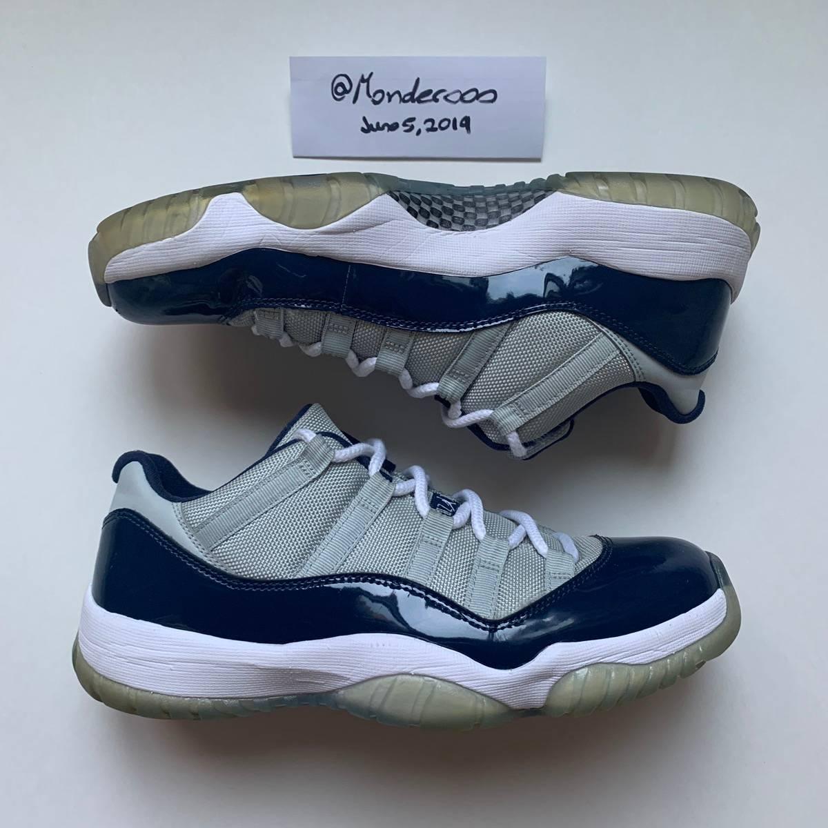 Jordan Brand Air Jordan 11 Retro Low 'Georgetown'