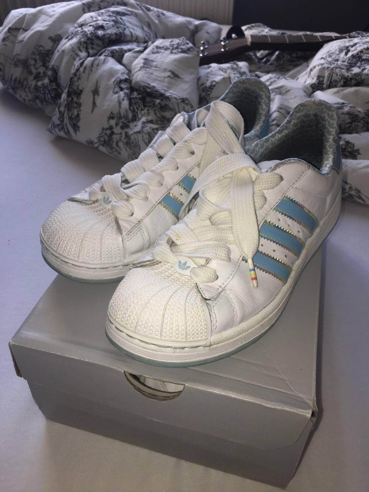 Adidas ADIDAS SUPERSTAR 2.0 912846 holo baby blue