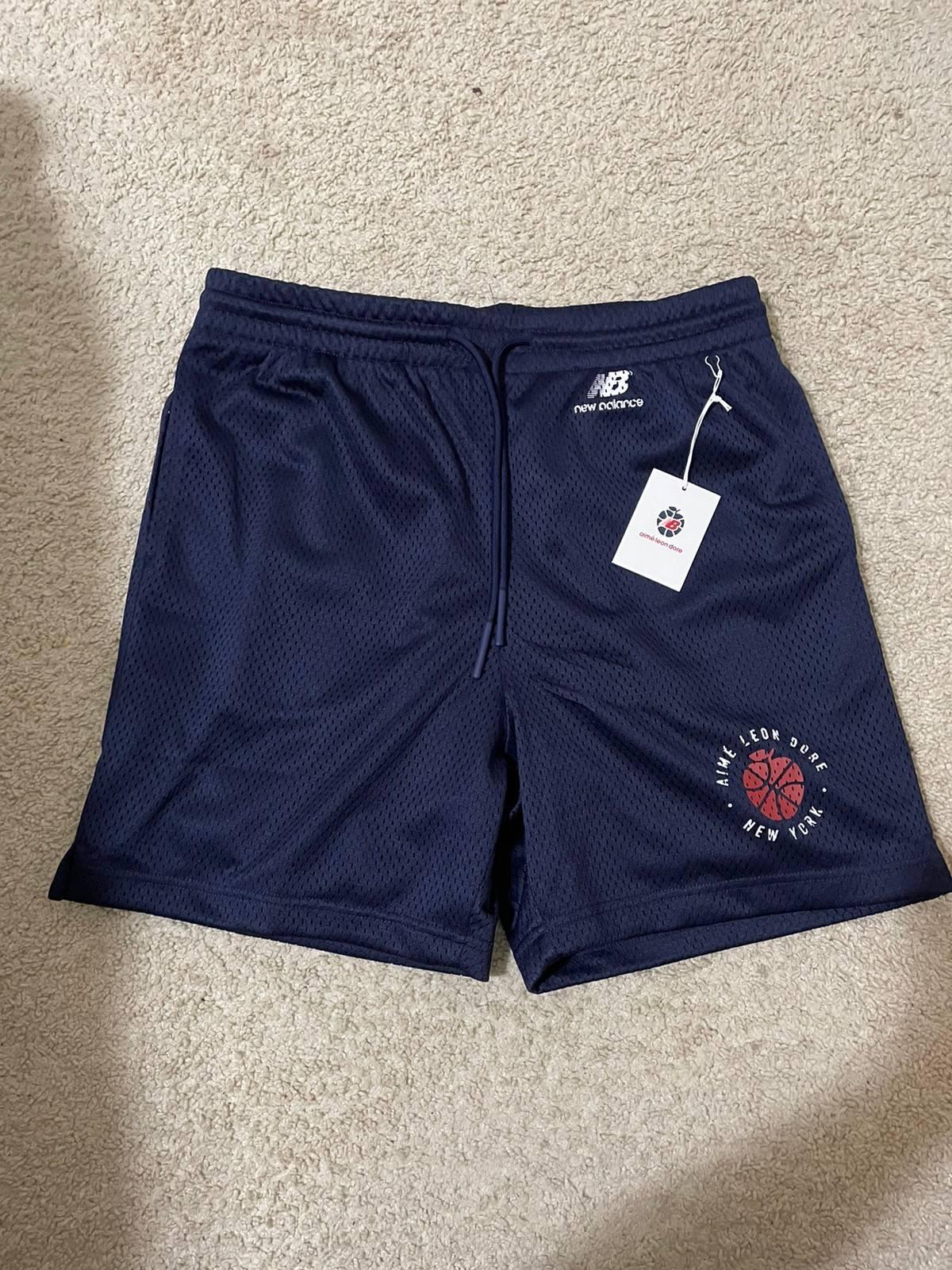 new balance gym shorts