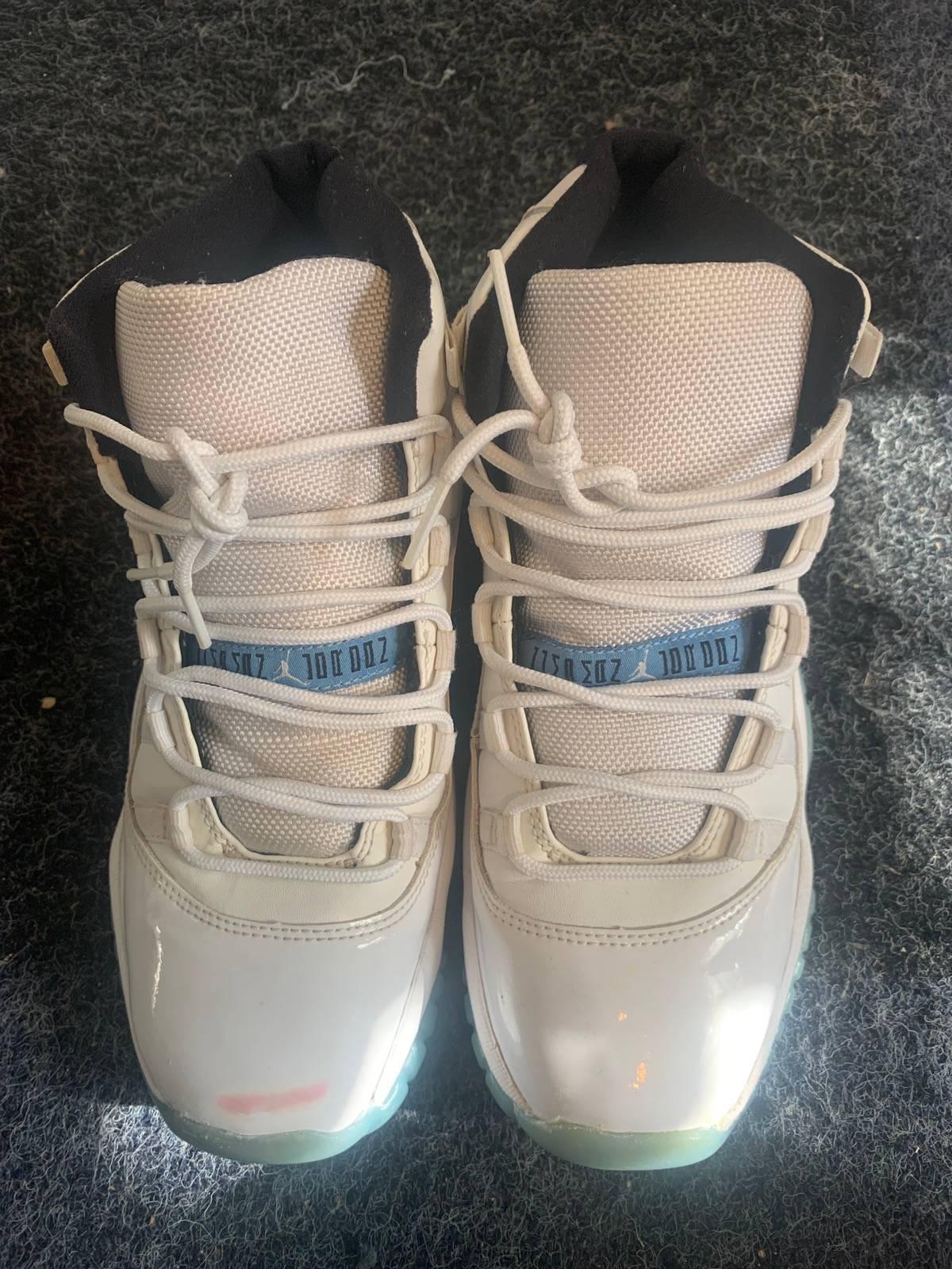 Jordan Brand Air Jordan 11 BG Legend Blue