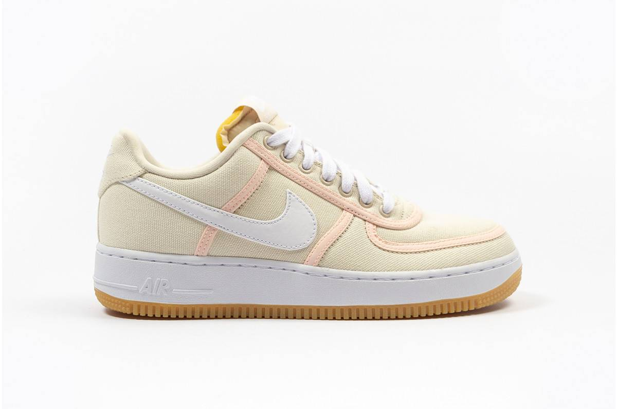 air force 1 prm beige