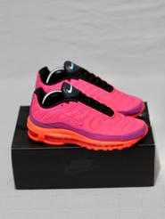 Nike Nike Air Max Plus 97 Racer Pink Hyper Magenta Total Crimson