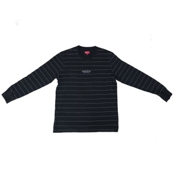 Famous Striped Long Sleeved Tee Grailed