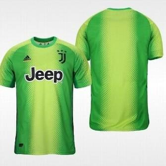 Adidas Adidas X Palace X Juventus Gk Jersey Slime Green Grailed
