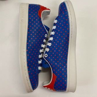 Agnes Gray localizar puede  Adidas Pharell Williams Adidas Stan Smith Polka Dot Size 9 New | Grailed
