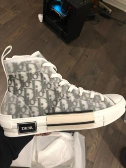 chaussure converse dior