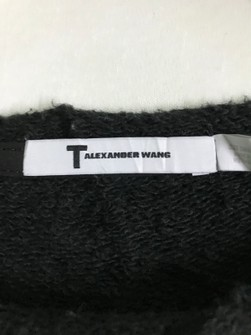 Alexander Wang Sweatshirt By Alexander Wang Top American Fashion Designer Grailed