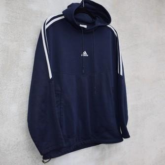 vintage hoodie adidas
