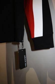 Authentic Neil Barett $219 Black T-Shirt Size XS