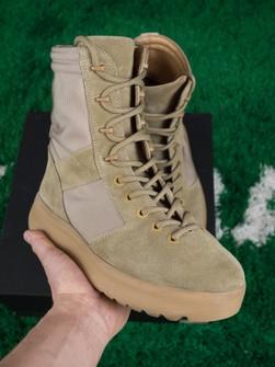 Audaz exposición Folleto  Adidas Yeezy Season 3 Military Boot Rock Combat Boots | Grailed
