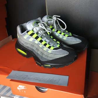 Nike Nike Air Max 95 Neon 2010 Release Size 10 5 Nds Grailed