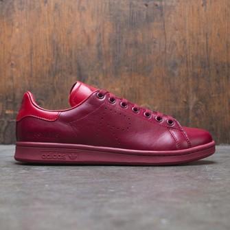 adidas stan smith burgundy