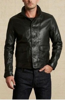 Levi S Vintage Clothing Levi S Vintage Clothing Menlo Cossack Leather Jacket Rrl Grailed