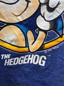 Vintage Sonic The Hedgehog T Shirt Grailed