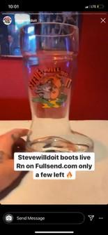 Full Send By Nelk Boys Stevewilldoit Steve S Boot The Send God Grailed Видео stevewilldoit gambling compilation канала nike patty. grailed