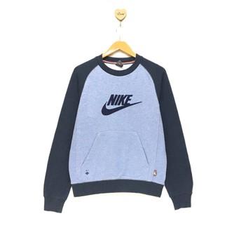 nike swoosh crewneck sweatshirt