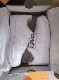 Men's Air Force 1 Low 07 White Size 10.5