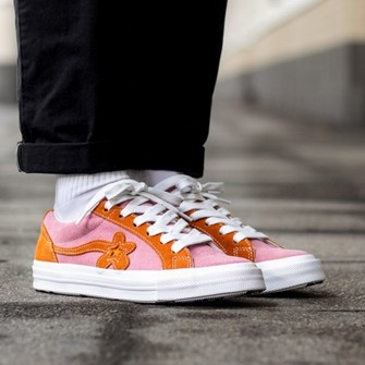 Converse Golf Le Fleur X One Star Ox Candy Pink Grailed