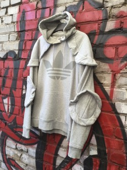 ninja x adidas hoodie