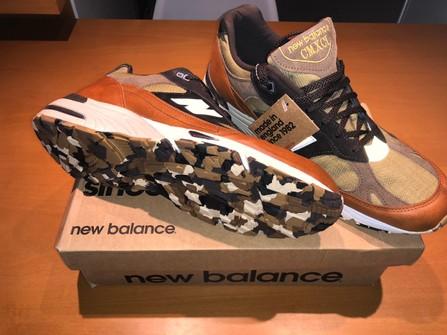 new balance 991 limited