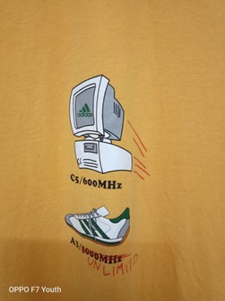 adidas x t shirt