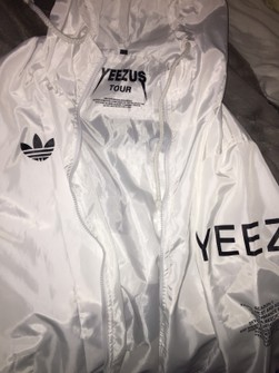 adidas yeezy jacke