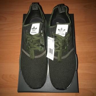 Adidas New Adidas Nmd R1 Japan Night Cargo 2019 Bd7755 Grailed