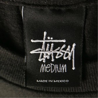 Rare Stussy X DSM Black 8 Ball Tee Shirt Size XL Supreme FTP Bape