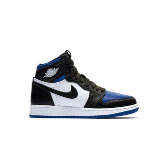 Nike Air Jordan 1 Retro High Royal Toe Grailed