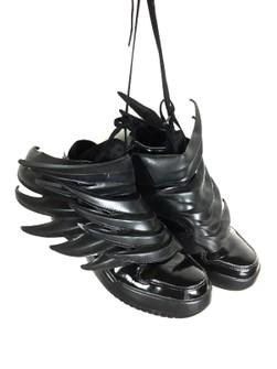 Encantada de conocerte Típicamente sector  Adidas Js Wings 3.0 Batman Dark Knight Adidas X Jeremy Scott | Grailed