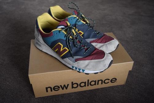 Acuoso miseria Fuera  New Balance 577