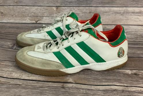 virar Interpretativo dejar  Adidas Rare Adidas Samba Millennium Mexico Futbol Soccer Shoes | Grailed