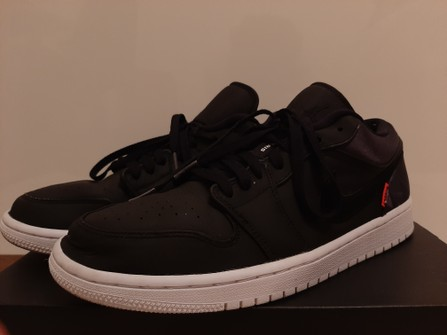 Jordan Brand Air Jordan 1 Low Psg Paris Saint Germain Grailed