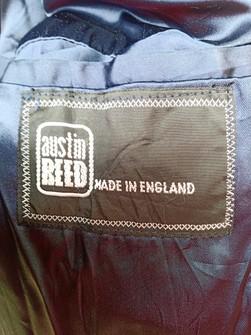 Crombie Crombie X Austin Reed Trench Coat Grailed