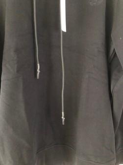 alexander mcqueen mcq black swallow logo hoodies sweatshirt grailed grailed