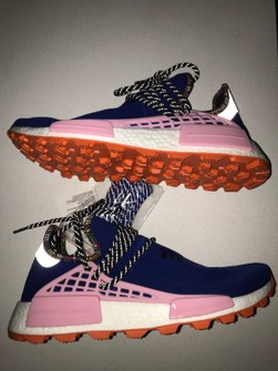 Adidas Human Race Nmd Inspiration Pack Blue Pink Grailed