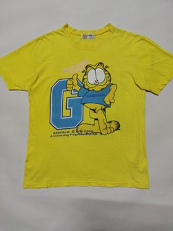 Vintage Garfield 1978 Paws Inc Short Sleeve T Shirt Grailed