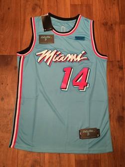 Nba Tyler Herro Miami Heat Jersey Grailed