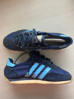 Escultor Babosa de mar jugador  Adidas Adidas Achille 80's X Vintage France | Grailed