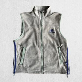 Vatio Puro reunirse  Adidas Vintage Adidas Vest | Grailed